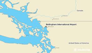 bli bli united bellingham international airport bli worldatlas