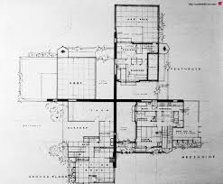 Frank Lloyd Wright Floor Plan Frank Lloyd Wright U0027the Ardmore Experiment U0027 Cloverleaf