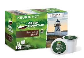 green mountain coffee nantucket blend keurig single serve k cup