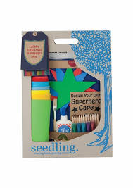 seedling design your own cape activity kit