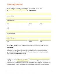free artwork loan agreementdf template form download simple uk