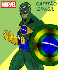 Capitao Brasil - captain brazil by lurdpabl on deviantart