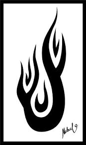 tribal fire by makbulo on deviantart