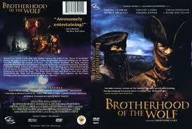 brotherhood of the wolf brotherhood of the wolf