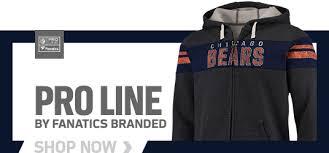 chicago bears gear bears nike jerseys hats apparel