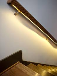 Stair Lighting Modern Lighting Ideas That Turn The Staircase Into A Centerpiece