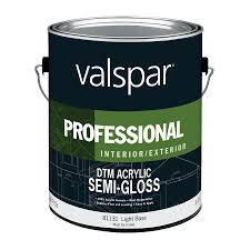 shop valspar direct to metal light base semi gloss latex interior
