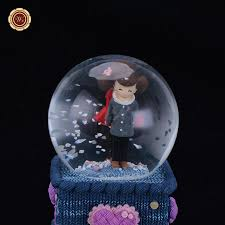 craft lover crystal ball with srand glass crystal ball valentine u0027s