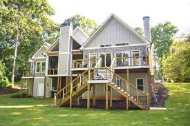 house plans with screened porch exclusive craftsman house plan with screen porch and optional