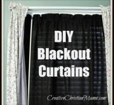 Making Blackout Curtains Diy Blackout Curtains Memsaheb Net