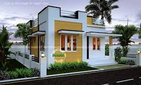 home desing 2 bhk single floor low budget home design at 543 sq ft interior