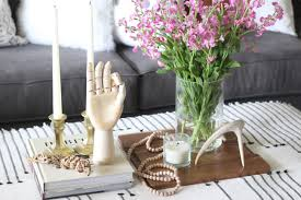 Living Room Coffee Tables by Five Must Haves For A Beautifully Styled Coffee Table The
