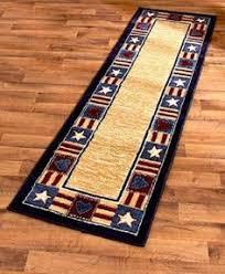 americana patriotic area rug 63