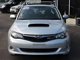 used 2009 subaru impreza sedan wrx wpremium pkg at auto house usa