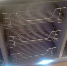 Pull Out Wire Baskets Kitchen Cupboards by Pull Out Shelves Baskets Drawers Pull Out Storage Shallow Basket