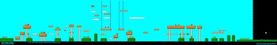 Super Mario World Level Maps by Tmk Lost Bytes Super Mario Bros 3