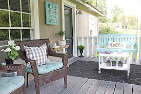 Outdoor Decorating Ideas by Five Tips For Outdoor Decorating