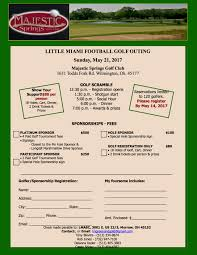 lm football to host golf outing may 21