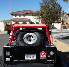 jeep tire carrier gatekeeper tire carrier for tj and lj