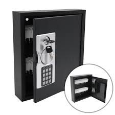 digital key lock box wall mount security key cabinet ebay