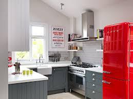 very small kitchen design brown varnish wood full area floor light