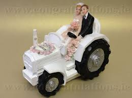 tractor wedding cake topper tractor wedding cake topper idea in 2017 wedding