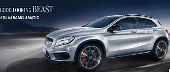 mercedes a 45 amg 4matic mercedes gla 45 amg 4matic launched in india price feature
