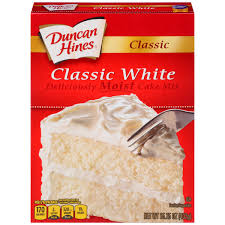 duncan hines baking mixes