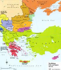 Balkans Map Today In European History The Russians Capture Plevna 1877