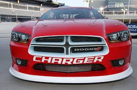 2013 dodge charger nascar sprint cup car unveiled car and driver