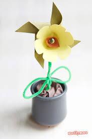 paper flower pinwheel craft for kids pinwheel craft paper