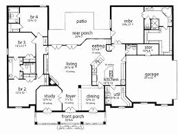 large 1 story house plans 1 story house plans with large front porch best of 1000 images about