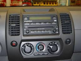 factory radio information second generation nissan xterra forums