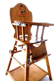 Baby Desk Antique Baby Chair Best 25 Vintage High Chairs Ideas On Pinterest