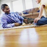 used dryer sheets easily remove scuff marks wood floors