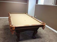 you can never go wrong with a brunswick gold crown pool table