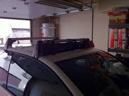 Jetta Roof Rack by Inno Roof Rack Fairing Markfive Gti