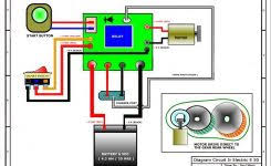 accel hei distributor wiring diagram accel super coil wiring in