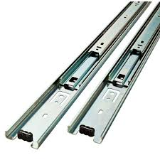 How To Add A Lock To A Desk Drawer Liberty 16 In Full Extension Ball Bearing Side Mount Drawer Slide