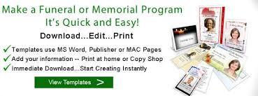 Memorial Pamphlets Samples Sample Funeral Program Memorial Booklet Samples Funeral Programs