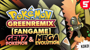 pokemon fan games online pokemon fan game with mega evolution gen 7 z moves 2018 youtube