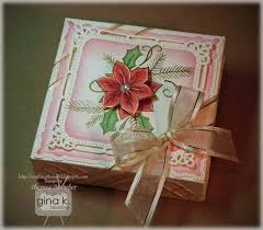 138 best cards christmas floral images on pinterest holiday