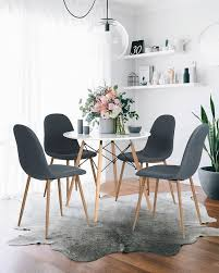Dining Room Furniture Chemistry Modern Amazon Com Greenforest Dining Side Chairs Eames Style Strong