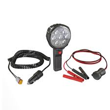 led off road work lights industrial mining pipeline and