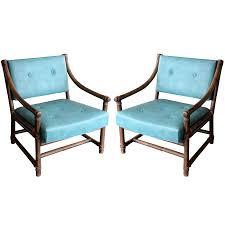 Used Furniture Stores Near Mesa Az Mcguire Bamboo Leather U0026 Rawhide Chairs A Pair Chairish