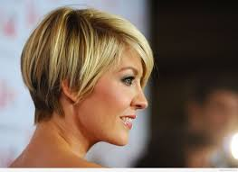 short hairstyle for women