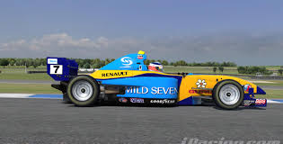 pro mazda renault f1 2005 r25 by marc gil trading paints