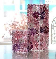 buy vase of glass fusing on livemaster online shop