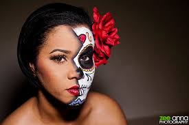 how to do mexican day of the dead makeup makeup daily