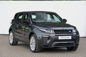 matte black range rover price used land rover range rover evoque cars for sale motors co uk